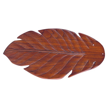 Craftmade 56'' Tropic Isle Blades Philodendron Leaf