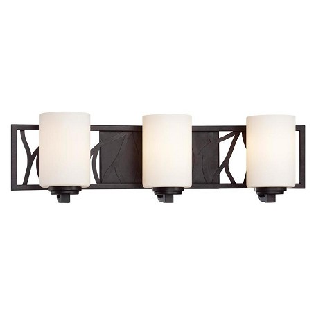 Designers Fountain Artisan 3 Light Bathroom Fixture from the Modesto Collection