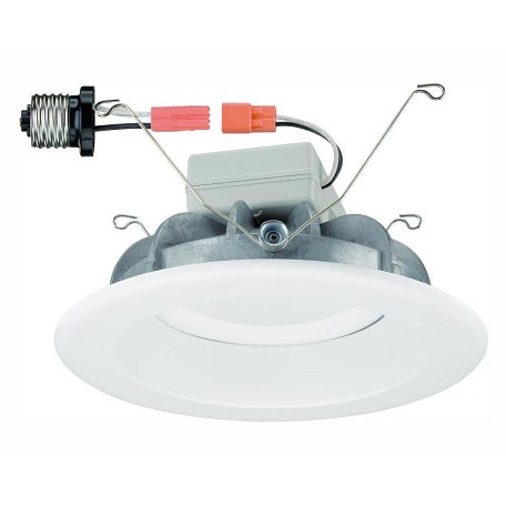 Designers Fountain White Led New Construction Remodel Recessed Housing