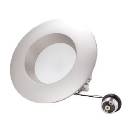 Designers Fountain Brushed Nickel Recessed Lighting Trim