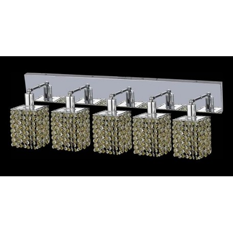 Elegant Vanity Light Chrome
