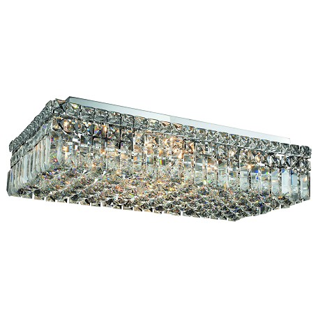 Elegant Lighting Swarovski Elements Clear Crystal Maxim 6-Light