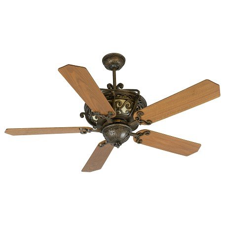 Craftmade Peruvian Toscana 52in. 5 Blade Indoor Ceiling Fan - Blades Included