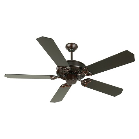 Craftmade Oiled Bronze CXL 52in. 5 Blade Energy Star Indoor Ceiling Fan - Blades Included