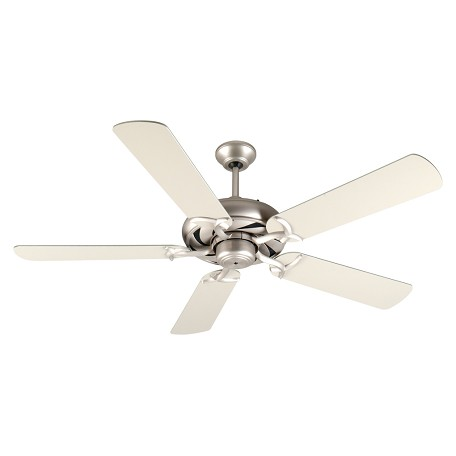 "Craftmade 52"" 5 Blade Energy Star Indoor Ceiling Fan - Includes Blades, Brushed Nickel"
