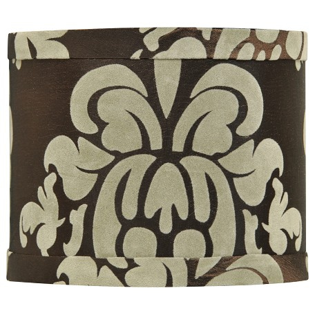 Craftmade Brown Damask Shade Lamp Shade