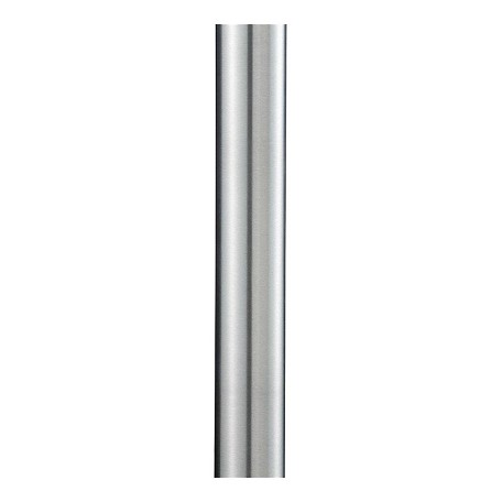Feiss Brushed Aluminum Post