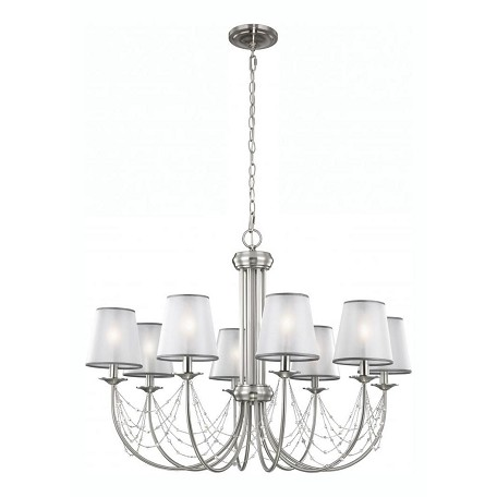 Feiss 8 - Light Aveline Mini Chandelier