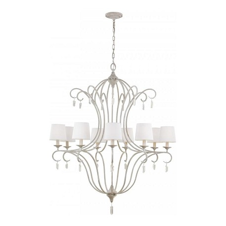 Feiss 9 - Light Caprice Chandelier