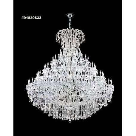 James R Moder Maria Theresa Grand Entry Chandelier
