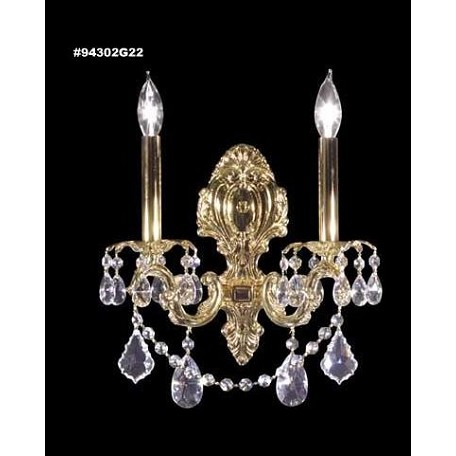 James R Moder Wall Sconce