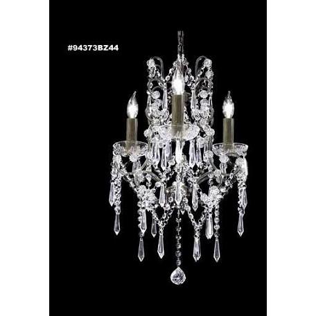 James r moder mini chandelier antique bronze 94373bz44 from mini james r moder mini chandelier 94373bz44 mozeypictures Images