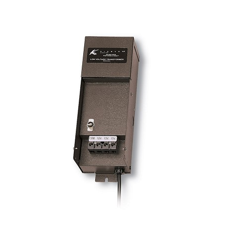 Kichler Landscape Transformer 200W Manual With Bronze Finish