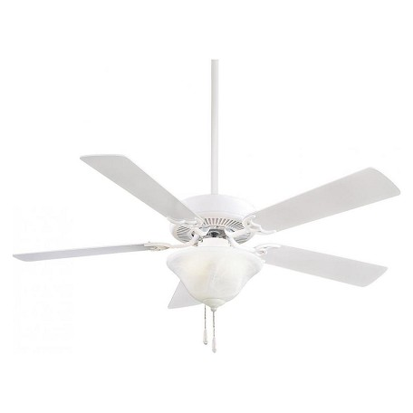 Minka-Aire Three Light White Ceiling Fan