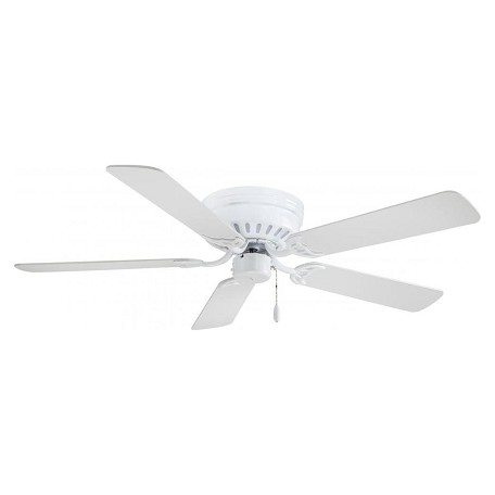Minka-Aire 5 Blade Ceiling Fan Wth White Finish