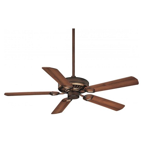 Minka-Aire Belcaro Walnut Ceiling Fan