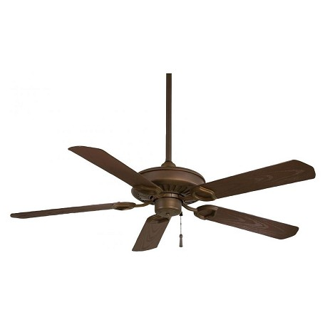 Minka-Aire Oil Rubbed Bronze Outdoor Fan