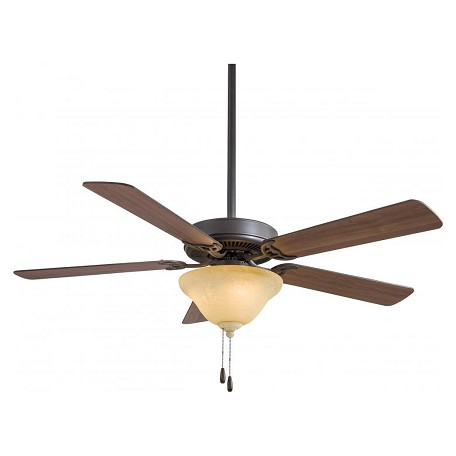 Minka-Aire One Light Oil Rubbed Bronze Ceiling Fan