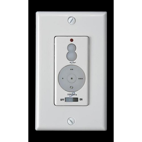 Minka Aire Fan Wall Mount Control White Wc211