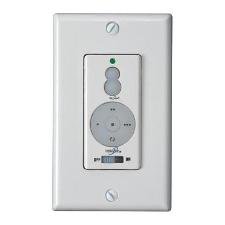 Minka Aire White Ivory Wall Mounted Remote Control