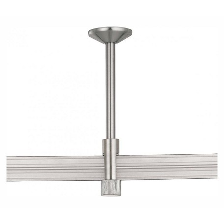 Minka George Kovacs Brushed Nickel 5-1/2in. Standoff for Low Voltage GK Lightrail