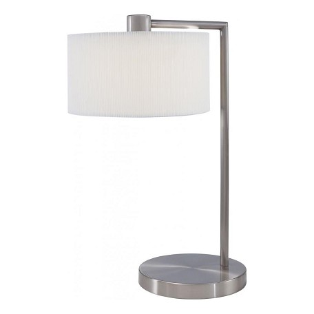 Minka George Kovacs Brushed Nickel Lamps Table Lamps Table Lamps from the Park series