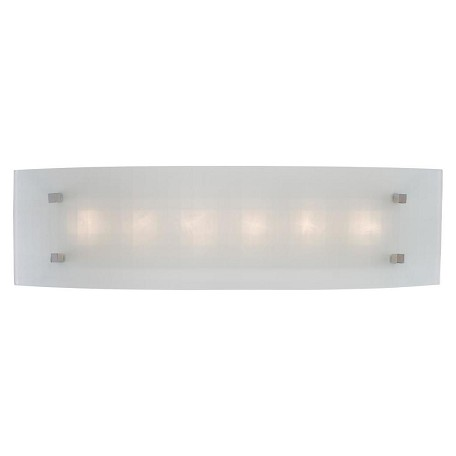 Minka George Kovacs Chrome 6 Light 24.25in. Bathroom Vanity Light from the Pillow Collection
