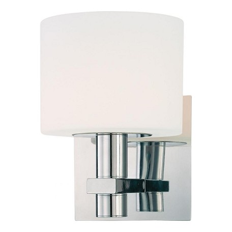 Minka George Kovacs Chrome 1 Light Wall Sconce from the Stem Collection