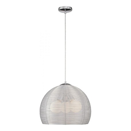 Minka George Kovacs Chrome 3 Light Full Sized Pendant from the Families Collection