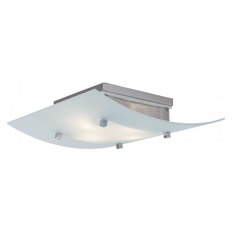 Minka George Kovacs Chrome 4 Light Semi-Flush Ceiling Fixture