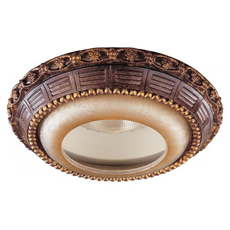 Minka-Lavery Illuminati Bronze 6In. Recessed Trim