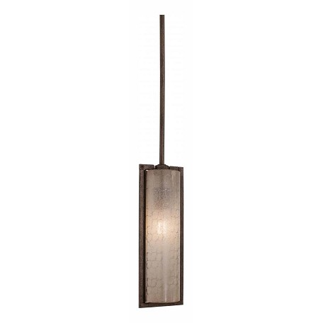 Minka-Lavery Patina Iron 1 Light Indoor Mini Pendant From The Clarte Collection