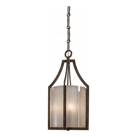Minka-Lavery Patina Iron 3 Light Indoor Full Sized Pendant From The Clarte Collection