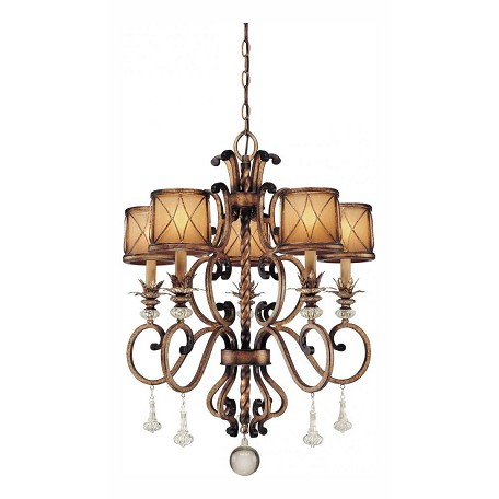 Minka-Lavery 5 Light Aston Court Chandelier