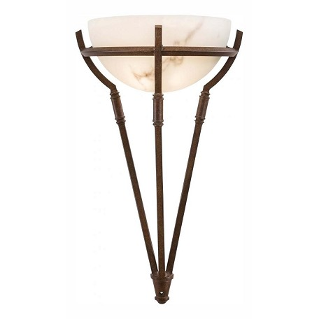 Minka-Lavery 1 Light Wall Sconce With Nutmeg Finish