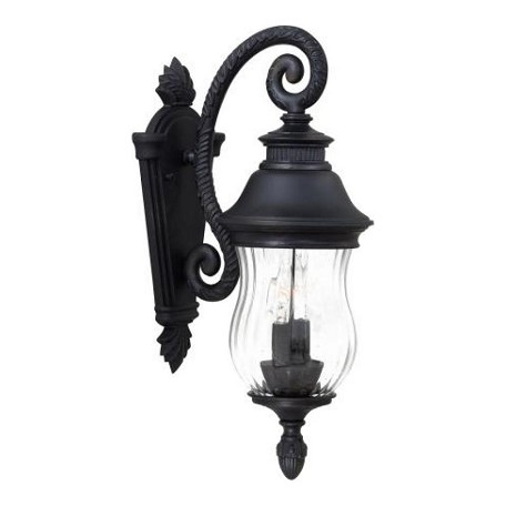 Minka-Lavery 2 Light Outdoor Wall Sconce With Heritage Finish