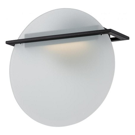 Nuvo Latitude - Led Wall Sconce W/ Frosted Glass