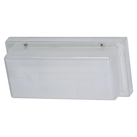 Nuvo Compact Fluorescent Wallpack - 13W Pls - Gx23 Base