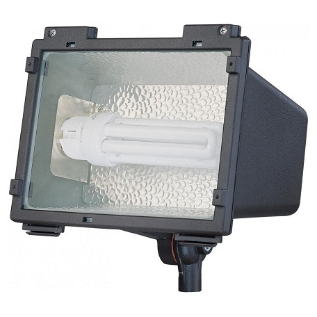 Nuvo Compact Fluorescent Landscape Flood Light - 42W Plt - Gx24 Base