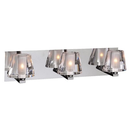 PLC Lighting 3 Light Vanity Cheope Collection