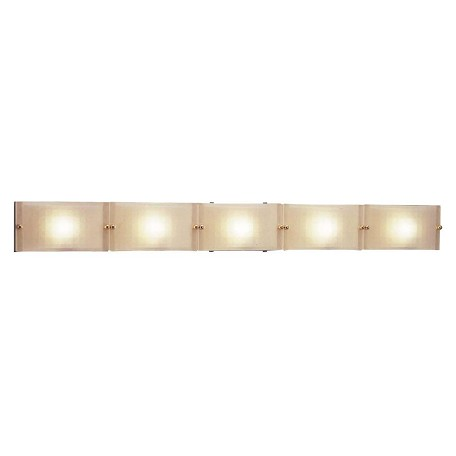 PLC Lighting 5 Light Vanity Gem Collection