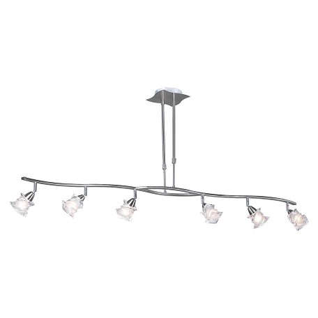 PLC Lighting 6 Light Pendant Avatar Collection