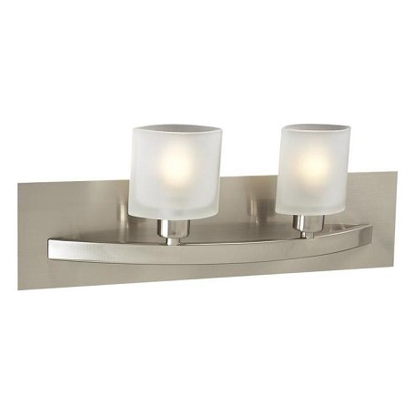 PLC Lighting 2 Light Vanity Wyndham Collection