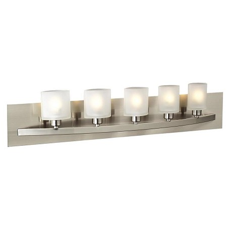 PLC Lighting 5 Light Vanity Wyndham Collection