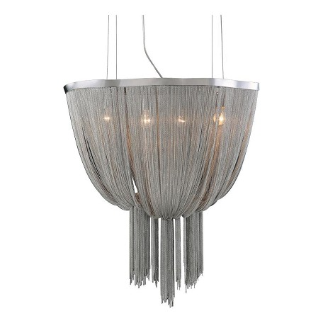 PLC Lighting 4 Light Chandelier Formae Collection