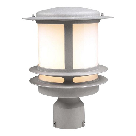PLC Lighting 1 Light Outdoor Post Light Tusk Collection