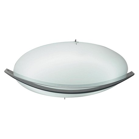 PLC Lighting 1 Light Ceiling Light Enzo Collection