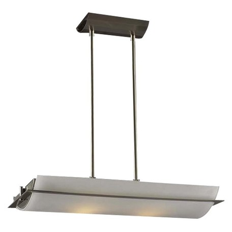 PLC Lighting 2 Light Pendant Enzo Collection