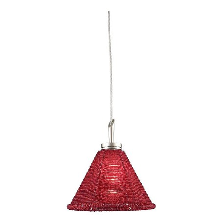 PLC Lighting 1 Light Mini Pendant Belmondo Collection