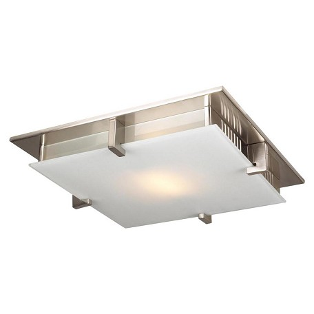 PLC Lighting 1 Light Ceiling Light Polipo Collection